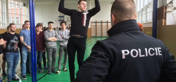 BESEDA S POLICIÍ ČR
